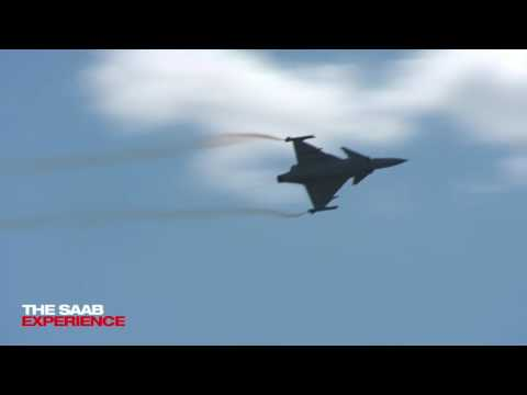 Air displays at the Swedish Air Defence days 2016