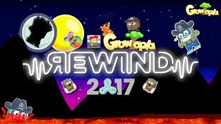 Growtopia- Growtopia Rewind 2017! (Official Video)