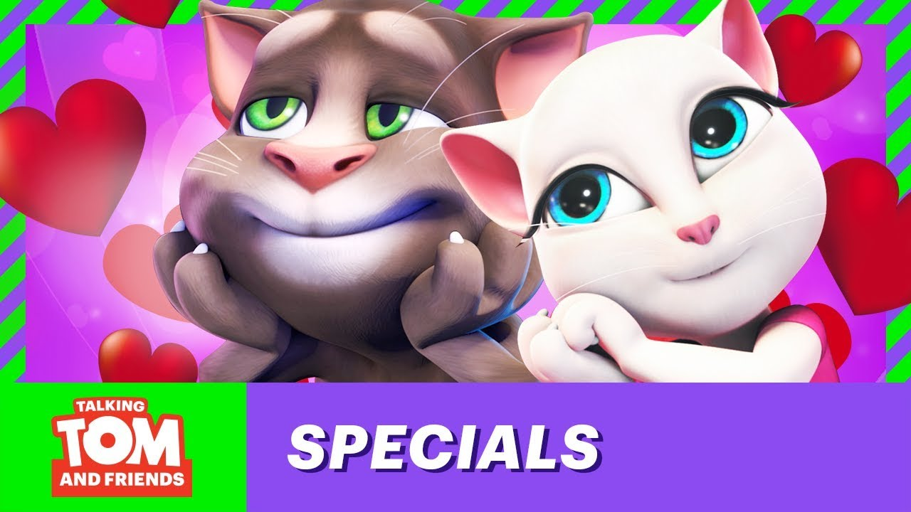 Download Talking Tom & Friends - Top 5 Most Romantic Couples