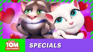 Talking Tom and Friends - Top 5 Most Romantic Couples