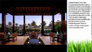 Best Hotel To Stay |Sofitel Dubai The Palm Luxury Apartments| Best Ranked Hotels In Dubai