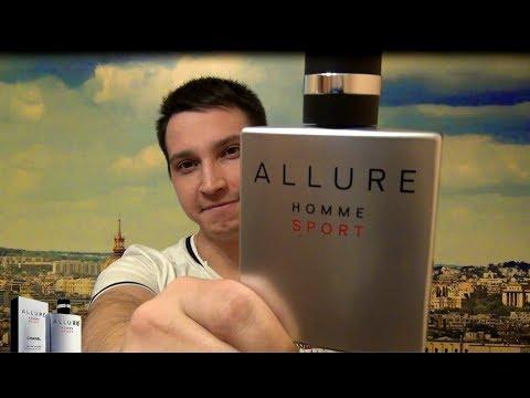 Allure Homme Sport Chanel мужской аромат
