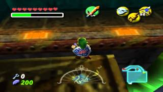 Let's Play Legend of Zelda Majora's Mask Episode 35: Water Works