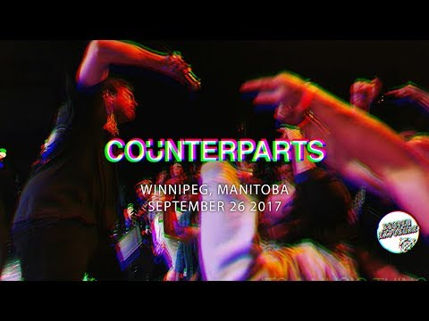 COUNTERPARTS - Winnipeg 09/26/2017