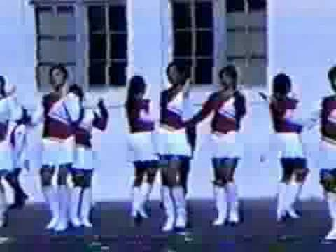 Lincoln High School (SF) Gilrs Drill Team 1992 Liberty Bell