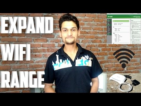How to use router as a WiFi Repeater/Expander - TPLink | CreatorShed