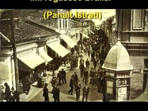 """PANAIT ISTRATI 75. Realizatori: dr. Zamfir Bălan şi Gabriel Stoica (Muzeul Brăilei """"Carol I"""