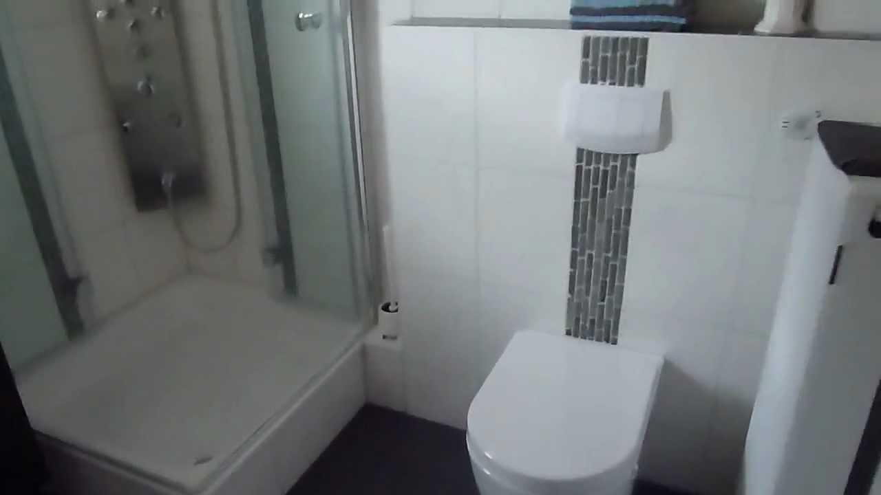 Badezimmer T Lösung Dachschräge