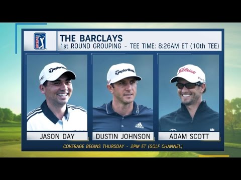 Morning Drive: Leaders in FedExCup standing grouped together at The Barclays 8/24/16 | Golf Channel