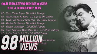 Download 2014 Top Best Bollywood OldSkool Remixes/Mashups Nonstop Mix MP3 song and Music Video