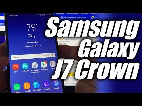 Samsung Galaxy J7 Crown SM-S767VL Total Wireless Tracfone How to Unlock