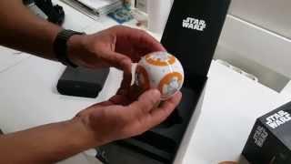 Star Wars Sphero Droid BB-8 Kutudan Çıkıyor!