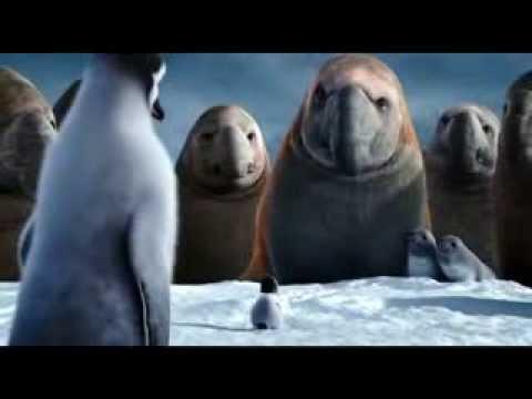 Copia De Happy Feet 2 Erik Canta Mi Padre Mi Heroe Youtube