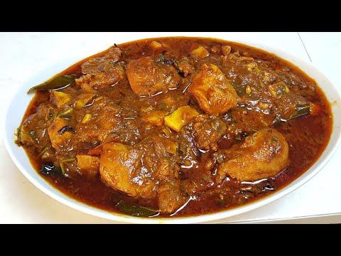 ചിക്കൻ ചട്ടി കറി / നാടൻ ചിക്കൻ കറി ചട്ടിയിൽ വേവിച്ചത് / Nadan chicken  Kerala Recipe / Chicken curry