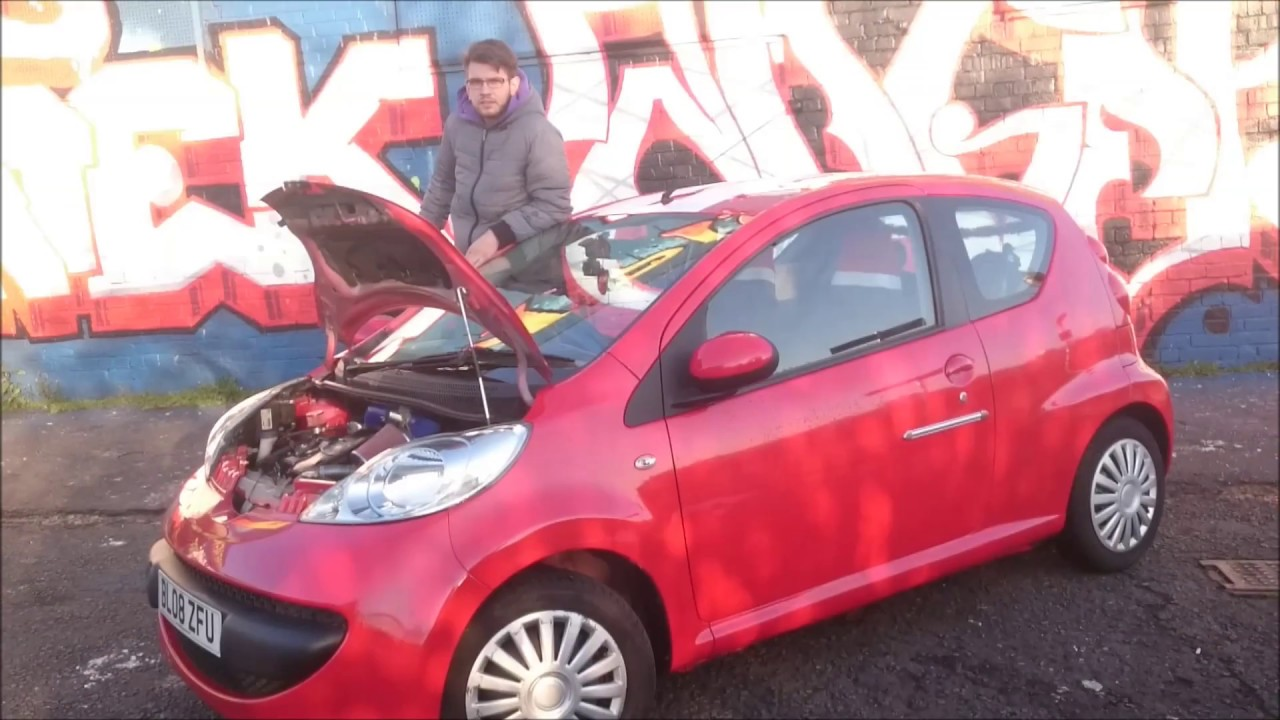 Most Likely To Questions >> My slightly modified Peugeot 107 (engine, exhaust, audio ...