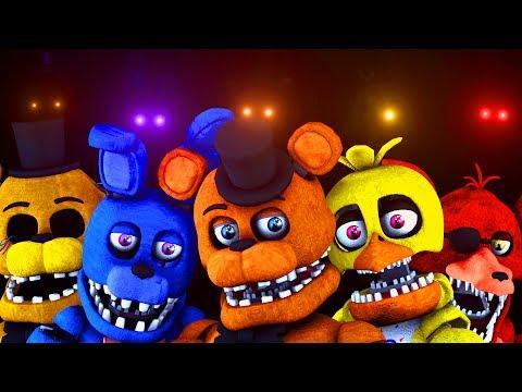 [FNAF SFM] Five Nights at Freddy's Animation - BEST FNAF ANIMATIONS