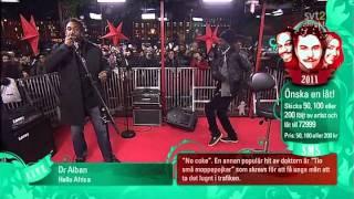 Dr Alban - Hello Afrika (Live Musikhjälpen 2011)