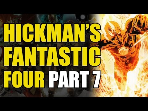 The Fantastic Four Vol 7: The Death of Johnny Storm