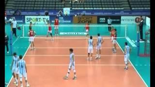 Bulgaria vs Argentina w7 - FIVB Men
