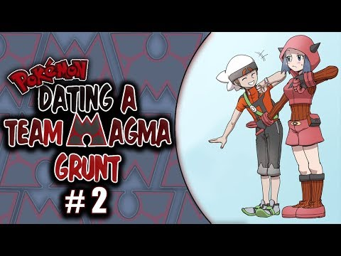 dating a team magma grunt 4