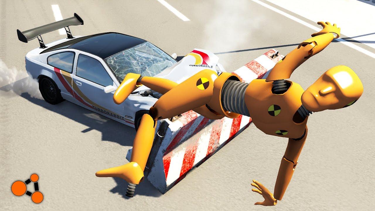 Car Test Crash