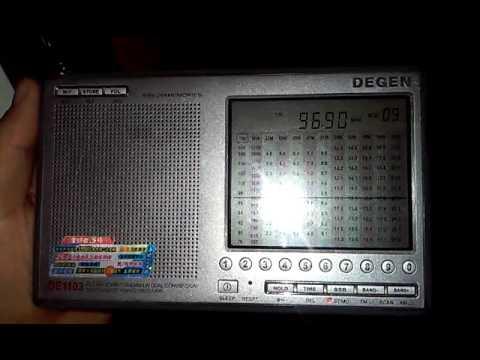 96.9 Radio Regina (Král'ova hol'a) in Lviv (377 km)