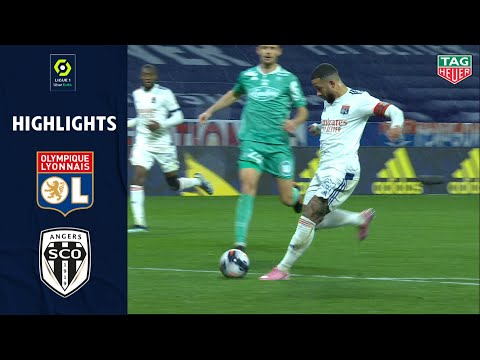 Lyon Angers Goals And Highlights