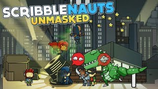 Scribblenauts Unmasked | Teen Titans vs. the World