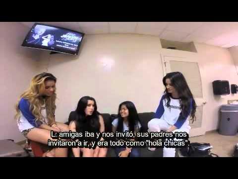 Adryanne Grace interviews 5H (Subtitulado)
