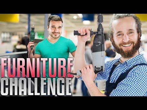 IKEA® FURNITURE CHALLENGE