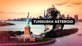 What If the 1908 Tunguska Asteroid Hit Earth Today?