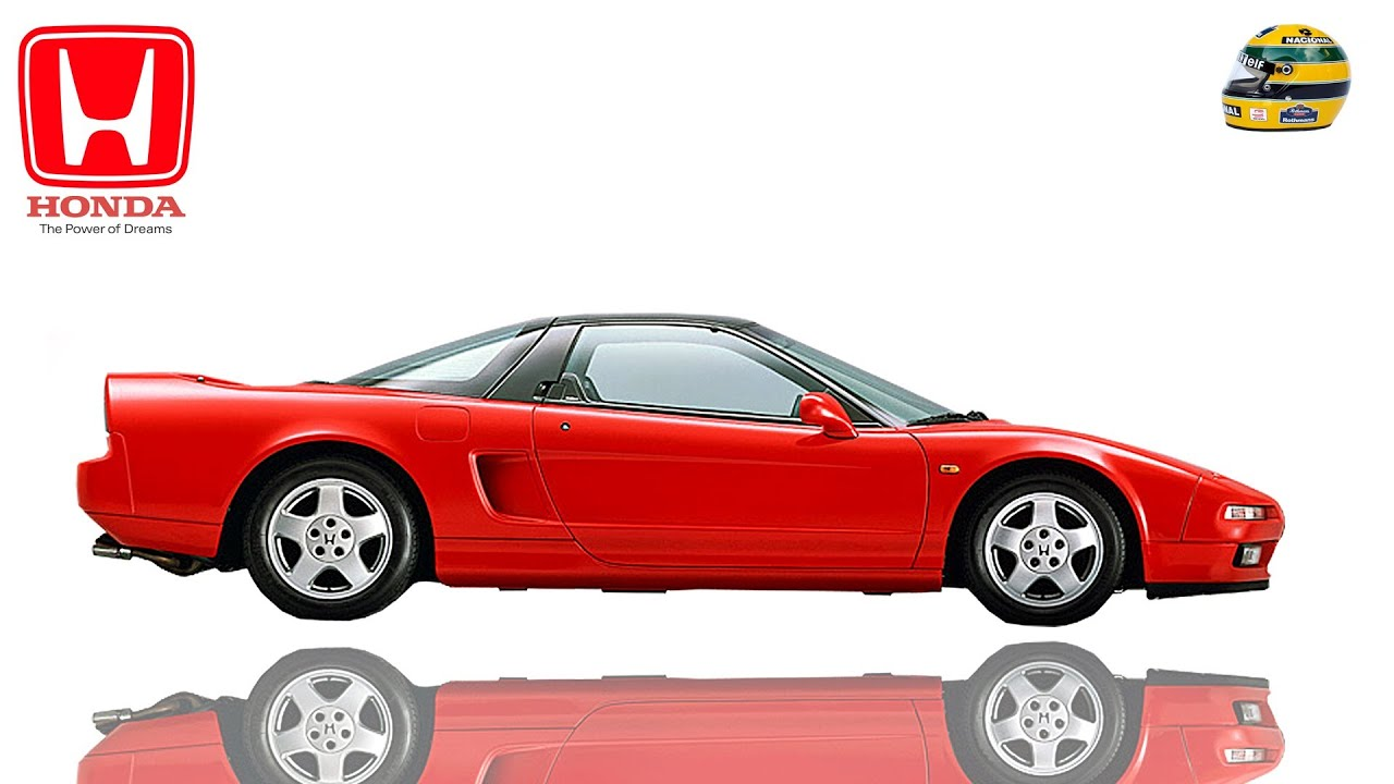 ᵃ ᴴᴰ 1990 Honda NSX   sport car - YouTube