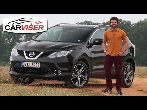 Nissan Qashqai 1.6 dCi Test Sr Review English subtitled