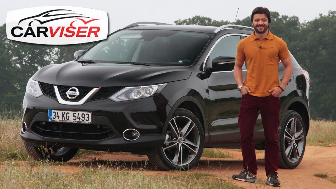 nissan qashqai 1 6 dci test s r review english subtitled youtube. Black Bedroom Furniture Sets. Home Design Ideas