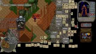 Ultima Online: Paradise Found Gameplay