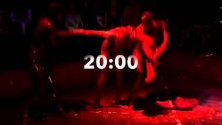chocolate boxing show Baku