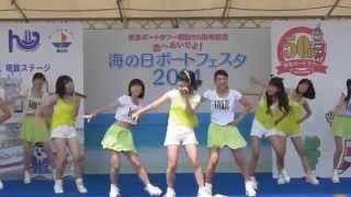 20140727 中央ふ頭イベントヤード 0:00 ヒトツキラメキ 9:06 じゃんけん...