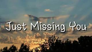 Just Missing You - Emma Heesters (Lyrics) Inggris Cover