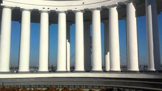 Достопримечательности Одессы - Воронцовская колоннада(, 2015-12-03T12:46:48.000Z)