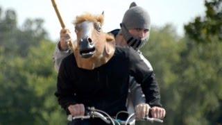 Joust Do It: Crocheted Knight Hat