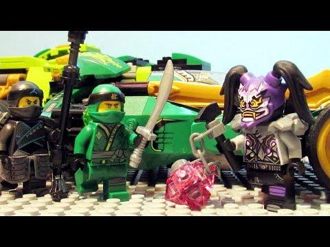 Lego Ninjago 2018 70641 Ninja Nightcrawler Set Review Youtube