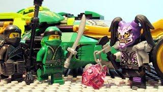 LEGO Ninjago 2018 70641 Ninja Nightcrawler Set Review