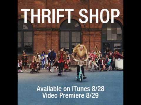 Trift Shop - Macklemore feat. Ryan Lewis