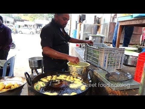 Indian Street Food in Guntur   Best Indian Street   Best Street Food in India   Street Food Catalog