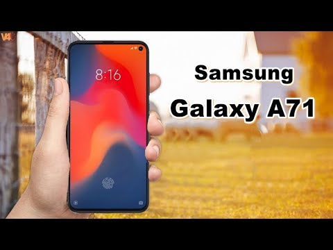 Samsung Galaxy A71 Quad Rear Camera, Price, Release Date, First Look, Leaks, Features, Specs,Concept