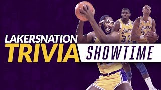 Lakers Nation Trivia: Showtime Edition