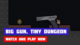 Big Gun, Tiny Dungeon · Game · Gameplay