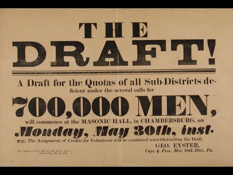 Is There An Upside To The Military Draft?