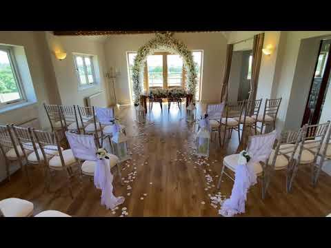Tour of Bordesley Park Wedding Venue