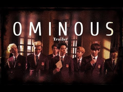 BTS- OMINOUS (TRAILER) AU [R] Horror Story Wattpad MUST WATCH